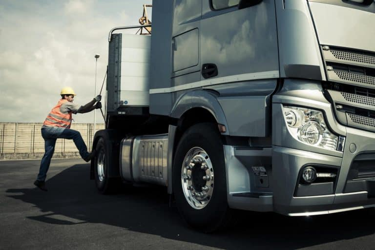 Inflection Poynt Recruiting Truck Driver Hero