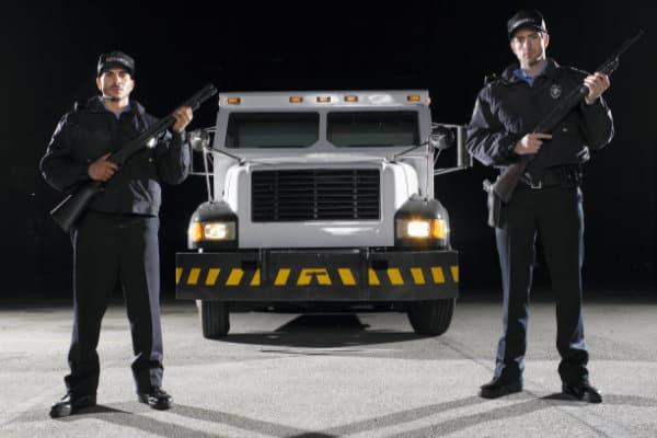 armored car recruiting