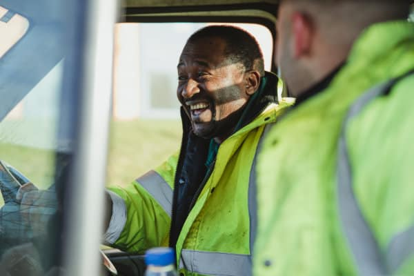 construction driver recruiting