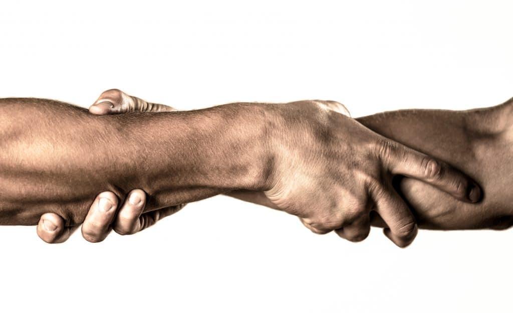 Helping hands - Retention